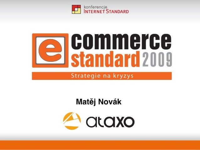 Online reputation management - Matěj Novák