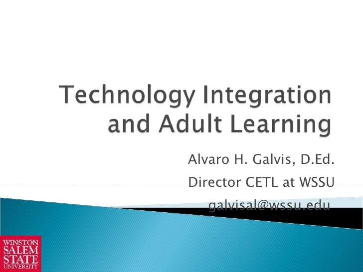 091020 Technology Integration And Adult Learning Ppt97