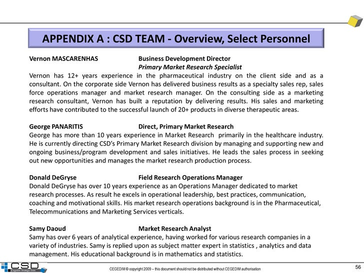 Market Research Analyst Job description from 5239414 ...