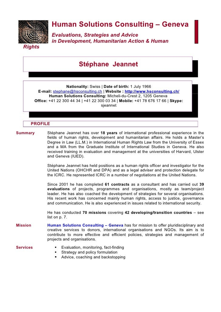 091114 Cv Stephane Jeannet