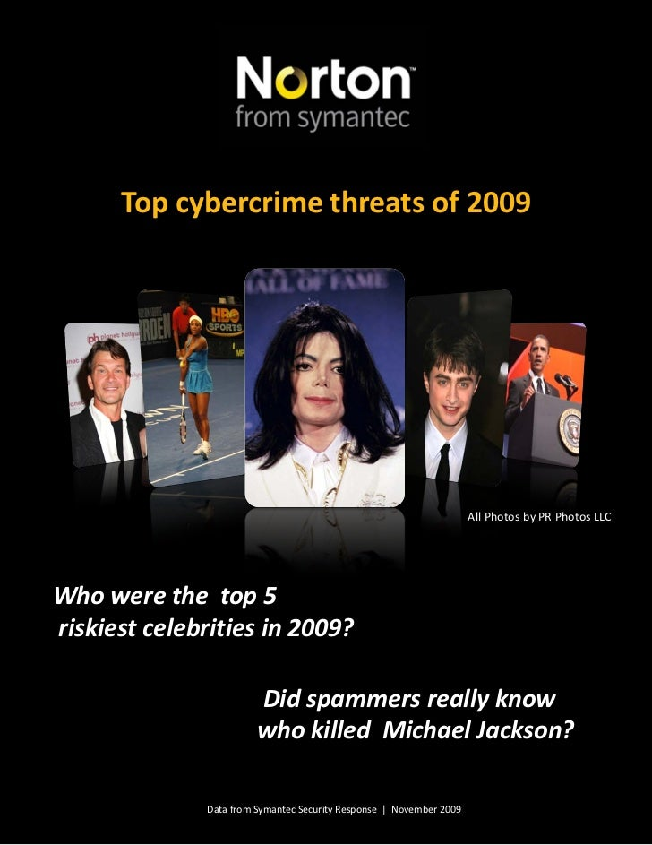 Top Cyber Threats of 2009