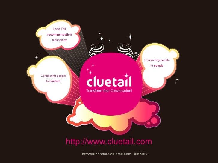 Cluetail at MobileBrainBank