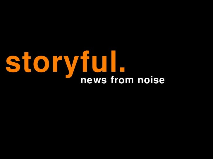 storyful.     news from noise