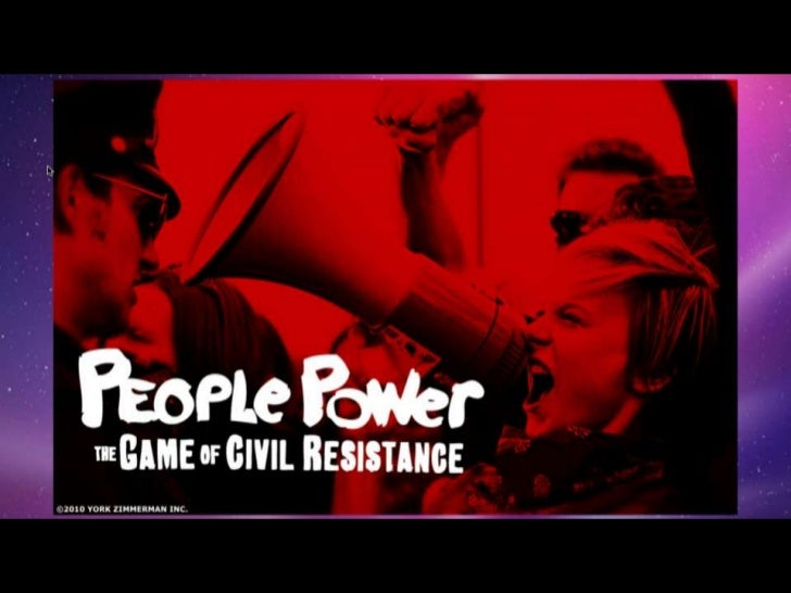 people power, steve york