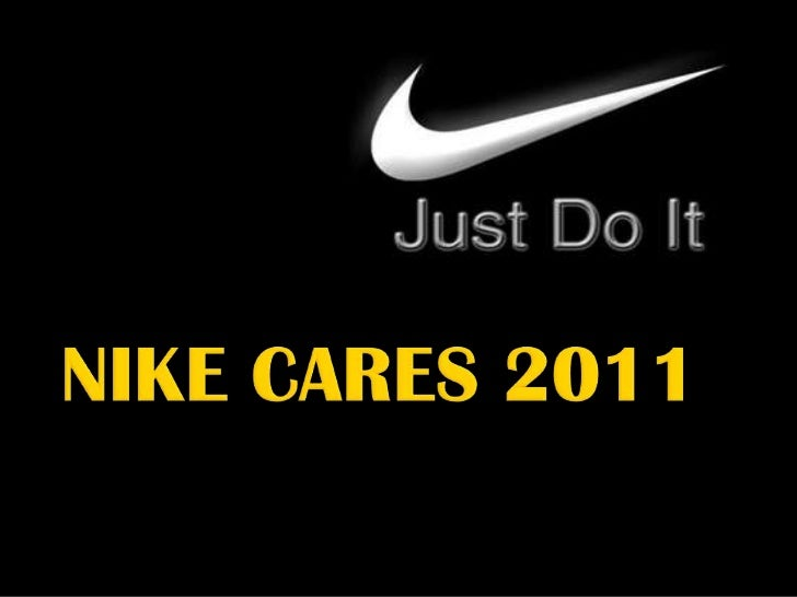 NIKE CARES 2011<br />