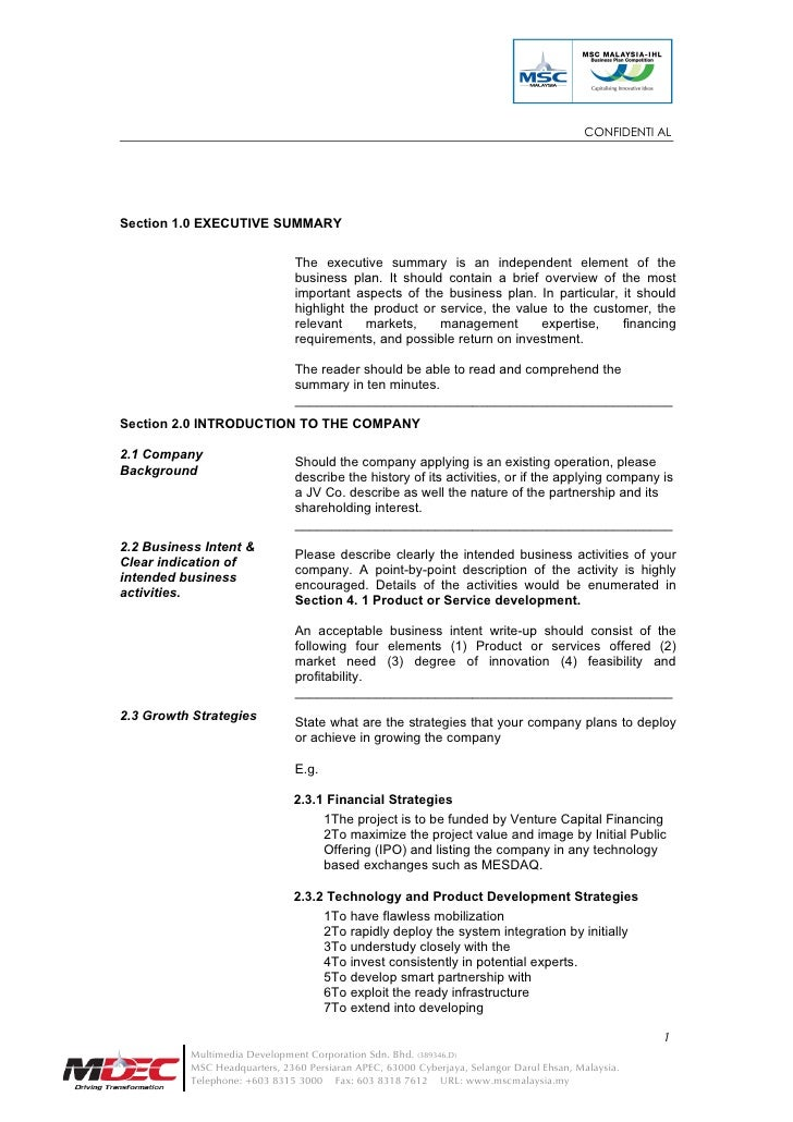 business p l template - Ideal.vistalist.co
