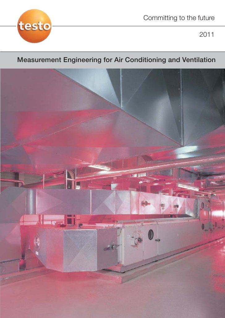 Committing to the future                                                        2011Measurement Engineering for Air Condit...