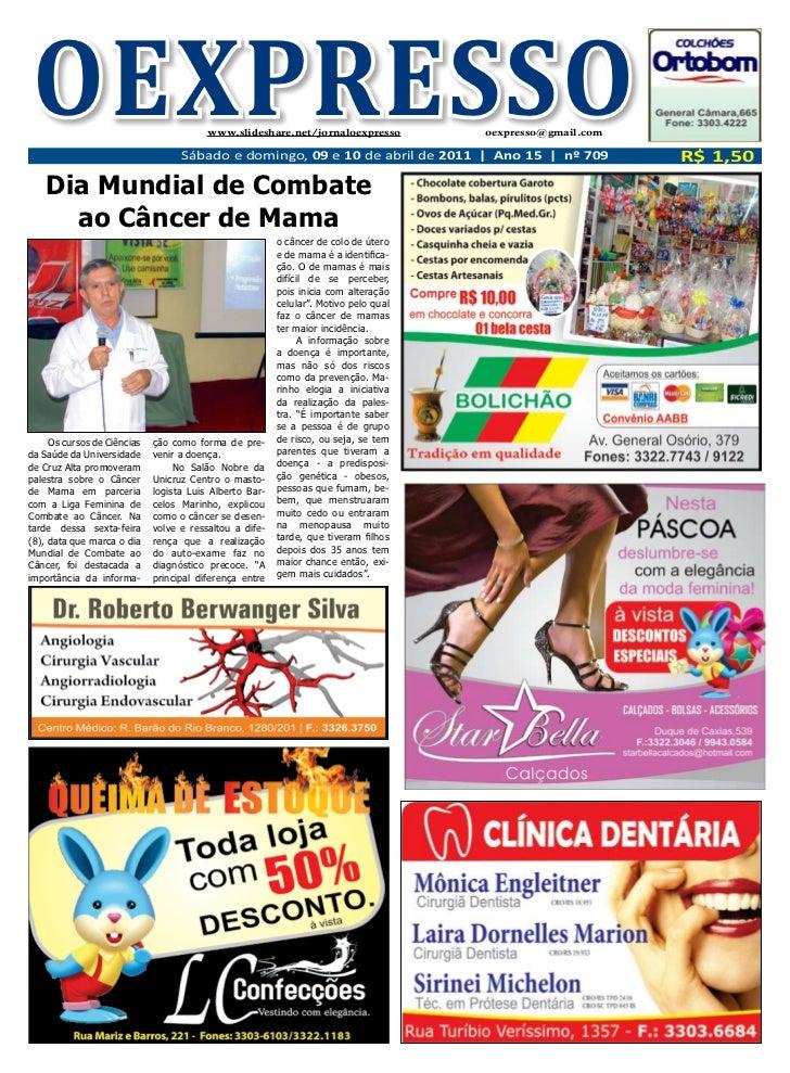 OEXPRESSO                                www.slideshare.net/jornaloexpresso           oexpresso@gmail.com                 ...