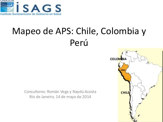 Román Vega - Mapeo APS Chile-Colombia-Perú
