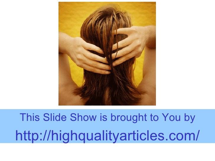 Understanding Hair Care Basics