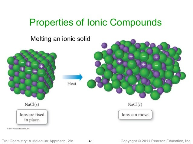 Do Ionic Compounds State At Room Temperature
