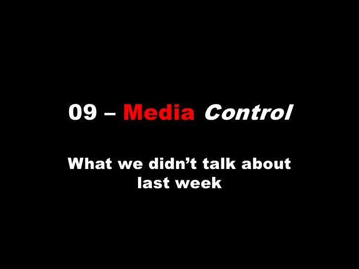 09 mediacontrol