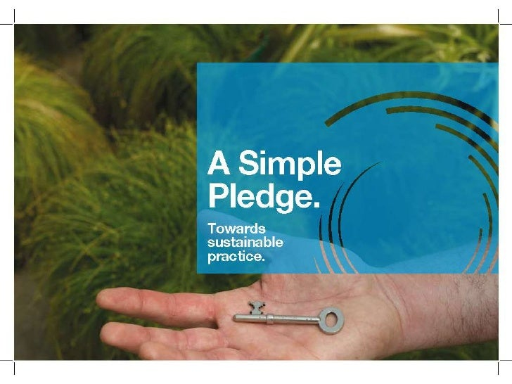 Otago Polytechnic Simple Pledge keynote