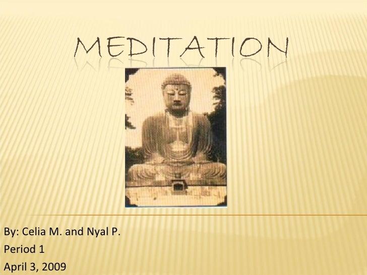 09 P1.Zen Meditation Powerpoint