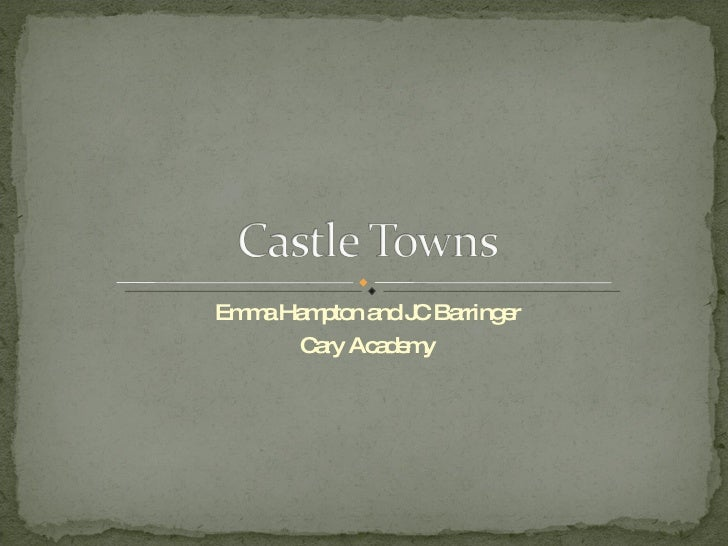 09 P6.Castletowns