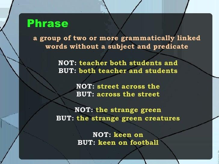 09 Phrases