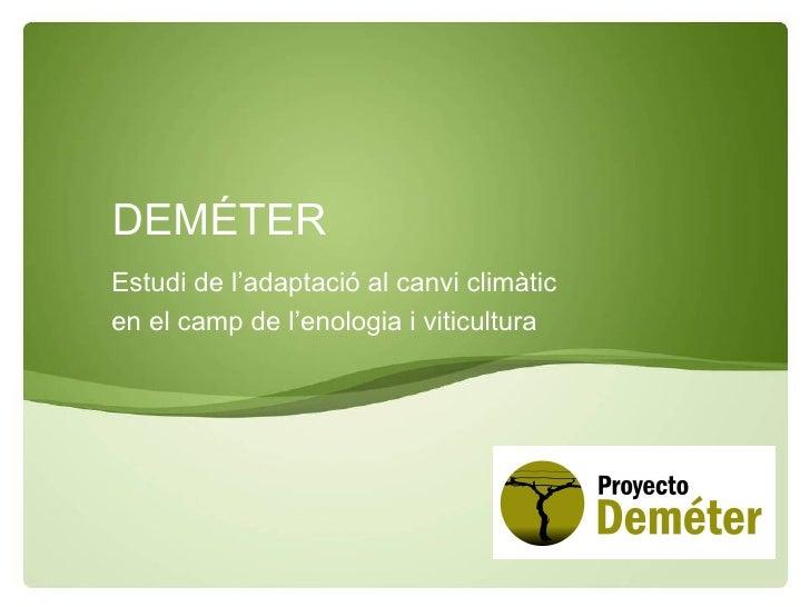 09 Projecte Demeter Mireia Torres