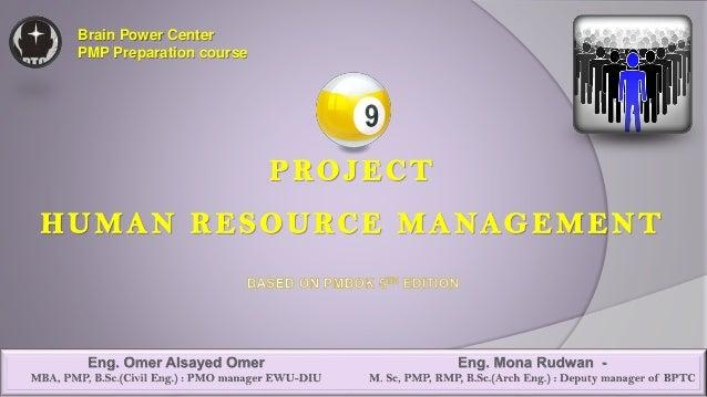 Brain Power Center PMP Preparation course