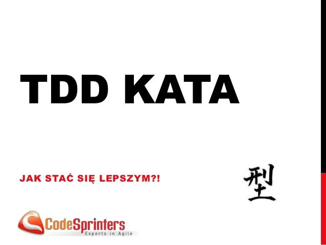 09 tdd kata backlog