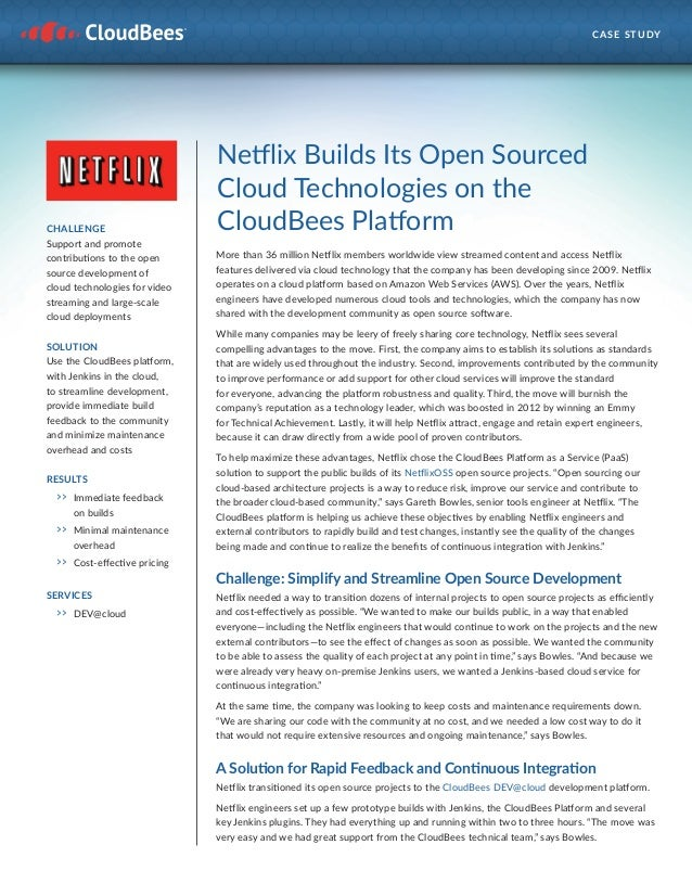 netflix 2010 case study This case study analyzes netflix marketing case study solution and  move,  starting with canada in 2010, and to over 160 other countries of january of 2016.