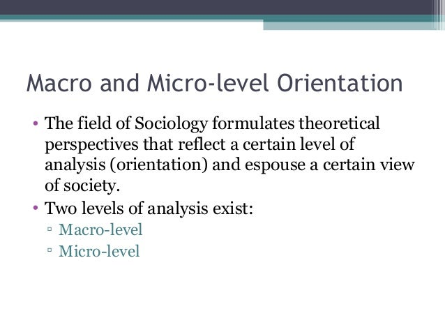 The three approaches of sociology ?