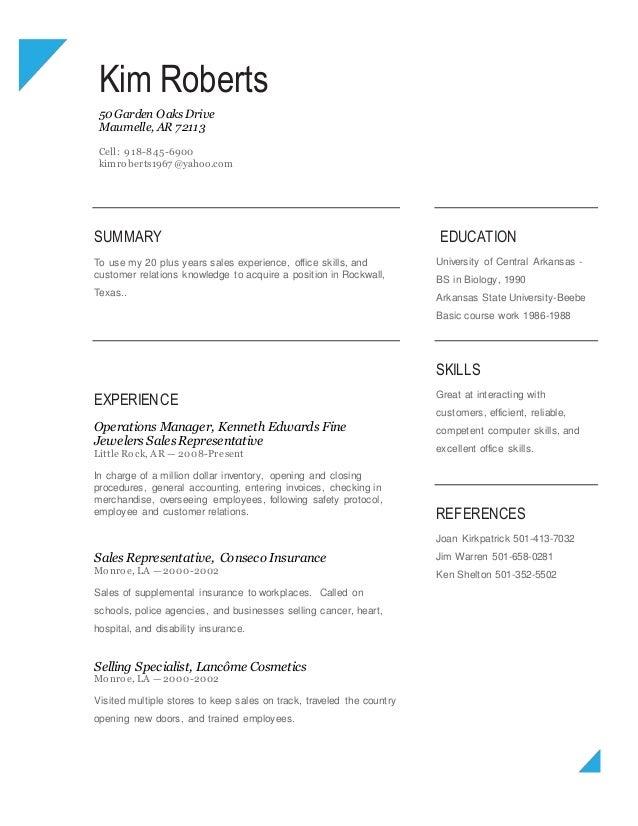 s resume 12 3 14