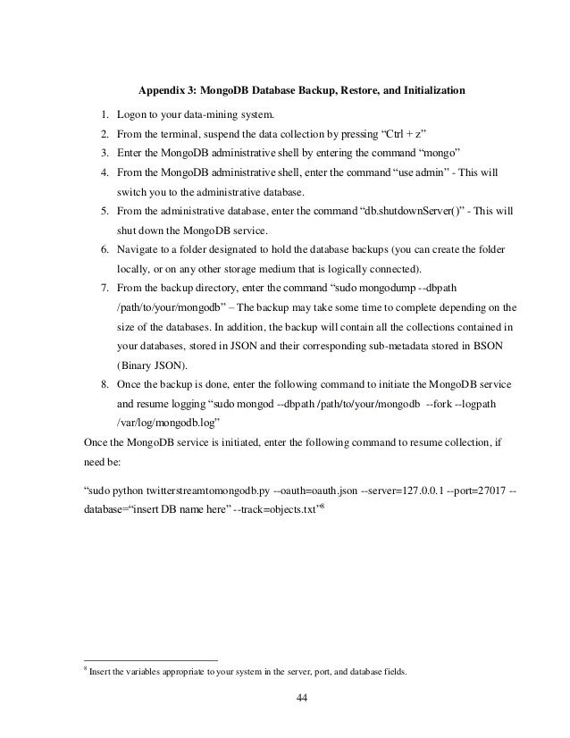 Data Dissertation Management Mining