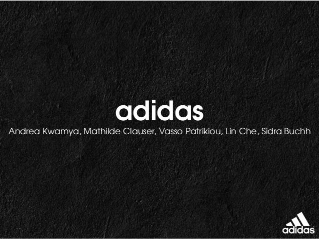 alternative strategy used by adidas Synonyms for strategic at thesauruscom with free online thesaurus, antonyms, and definitions find descriptive alternatives for strategic.