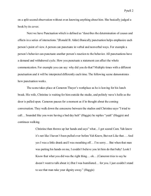 college essays about car accidents