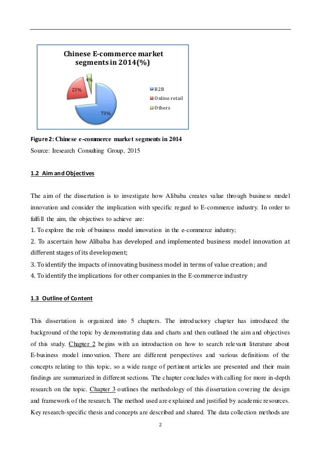 dissertation on b2b ecommerce Reinventing the web channel to maximize b2b sales and customer satisfaction – january 2011 b2b e-commerce: reinventing phd thesis in commerce pdf.