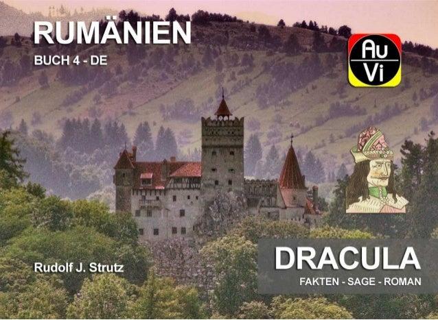 """Dracula ist der rumänische Ausdruck für """"der Sohn des Dra- chens"""" oder """"Sohn des Teufels"""". Rund um die Romanfigur gab es vi..."""