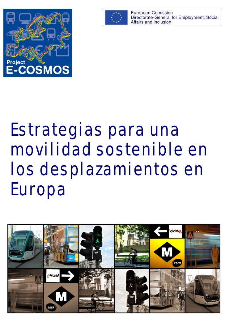 European Comission              Directorate-General for Employment, Social              Affairs and inclusionEstrategias p...