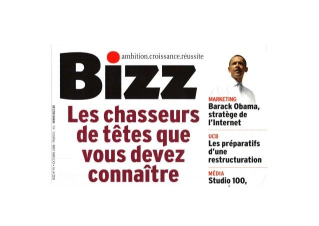 - ambition. crois sance.réus site v Barack 0bama, stratège de I'lnternet UCB Les préparatifs d'une restructuration mÉorn S...
