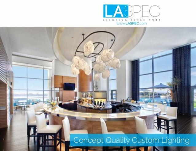 Concept Quality Custom Lighting