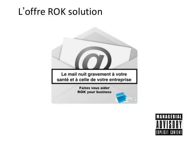 L'offre ROK solution
