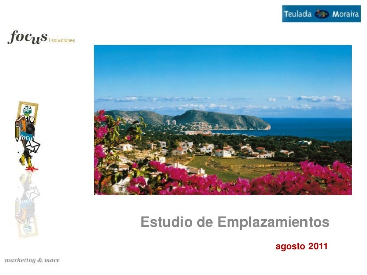 Marketing Territorial: Marina Alta, Moraira - Teulada COMPLETO