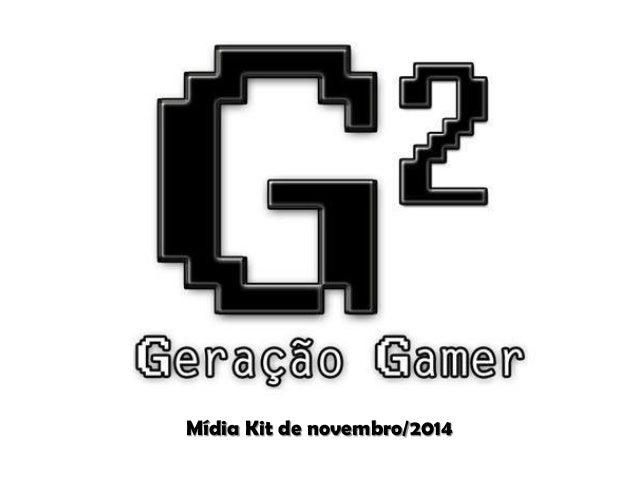 Mídia Kit de novembro/2014