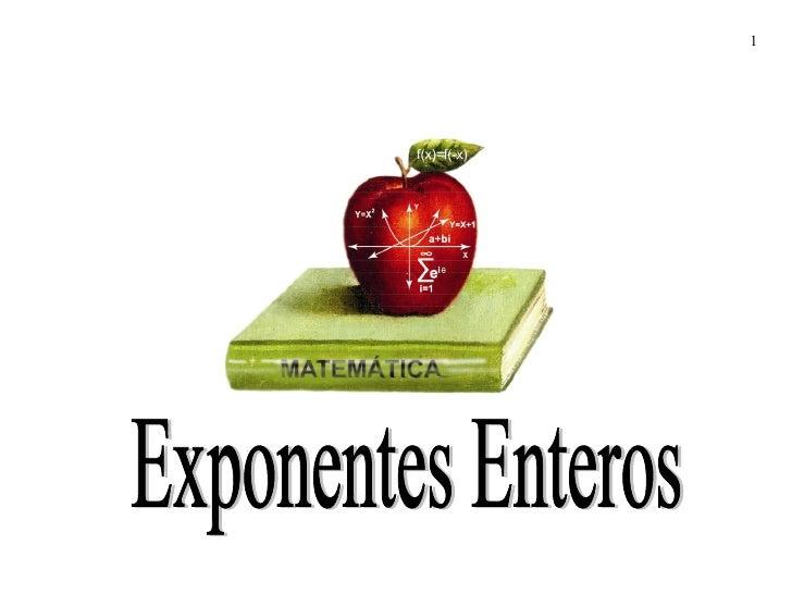 1.03 exponentes enteros