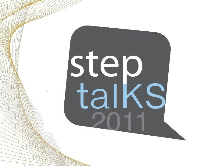 [StepTalks2011] The importance of CMMI for the internationalization of Critical Software - José Gonçalo Silva