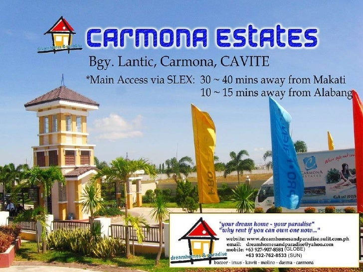 House & Lot - Carmona Cavite (Cypress) - RENT TO OWN