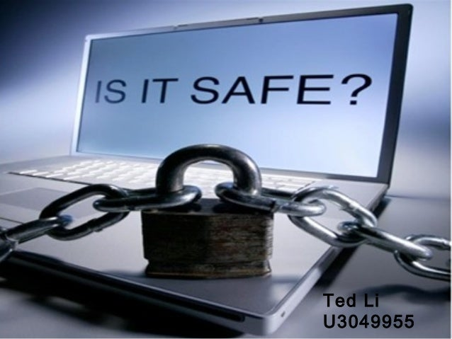 Cyber Crime is around us