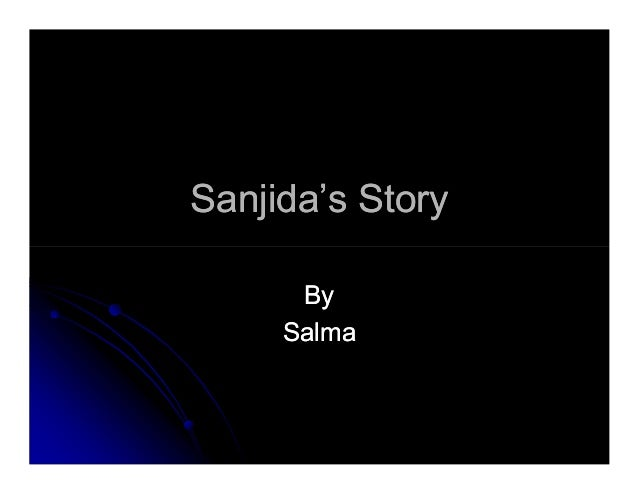 Sanjida's StorySanjida's Story ByBy SalmaSalma