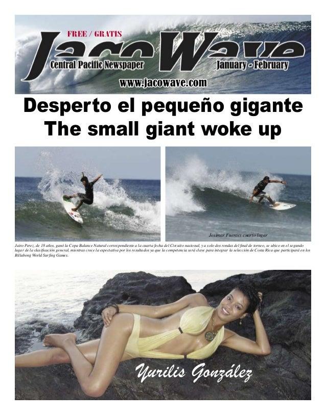 Yurilis González Desperto el pequeño gigante The small giant woke up Josimar Fuentes cuarto lugar Jairo Perez, de 18 años,...