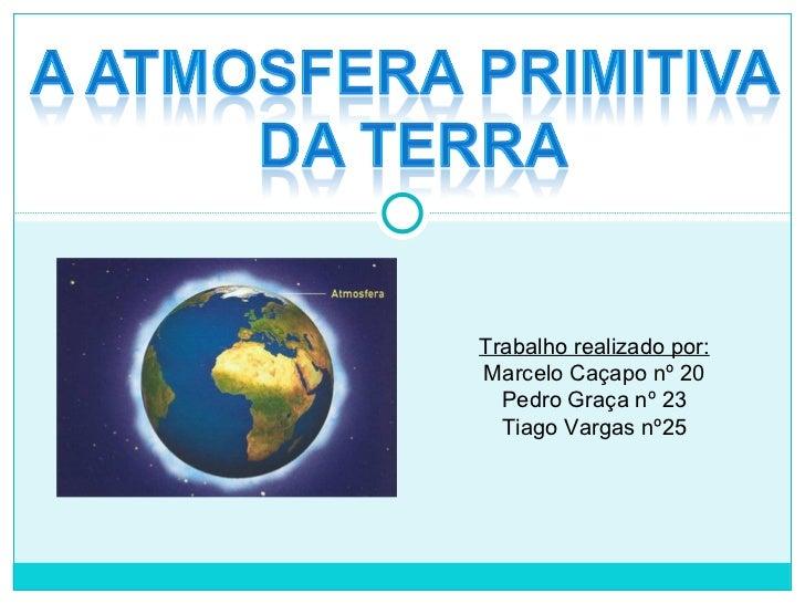 Trabalho realizado por: Marcelo Caçapo nº 20 Pedro Graça nº 23 Tiago Vargas nº25