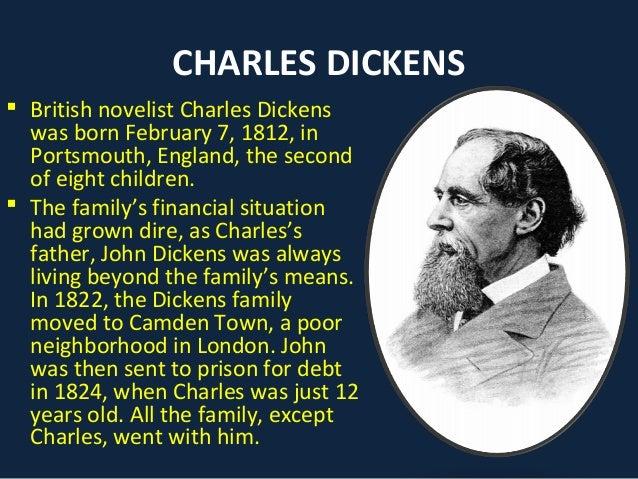 novelist charles dickens essay