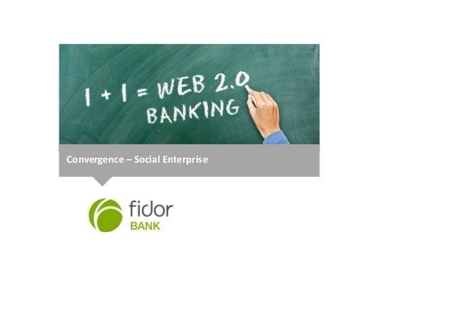 Convergence – Social Enterprise