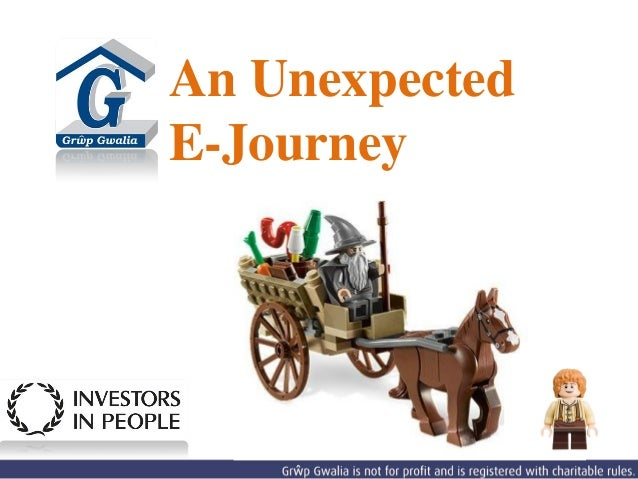 Gwalia: An Unexpected e-Journey