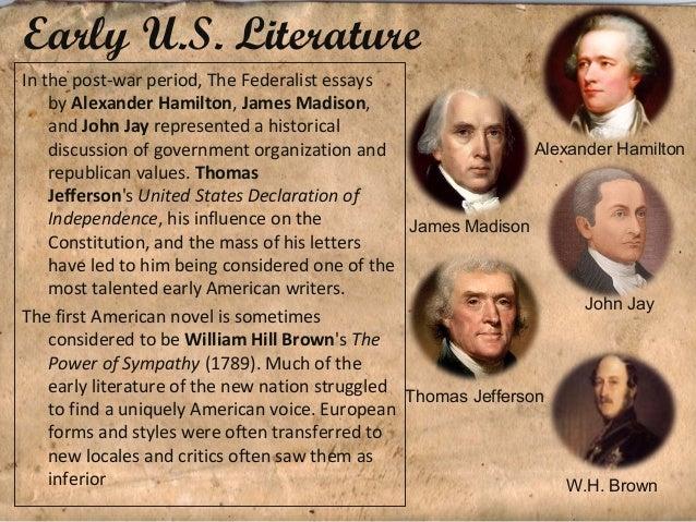 american literature essay help