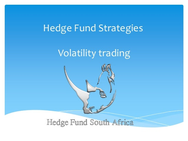 Volatility Trading - Hedge Fund Strategies