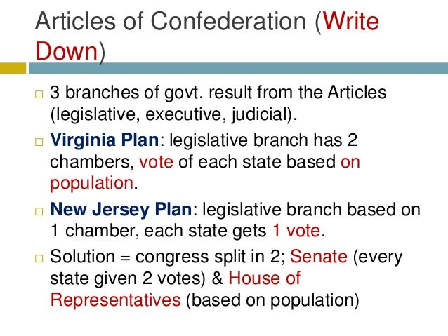 articles of confederation versus constitution In which john green teaches you about the united states constitution during and after the american revolutionary war, the government of the new country operated under the articles of confederation.